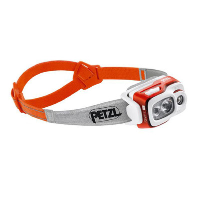 PETZL - SWIFT RL - Lampe frontale orange