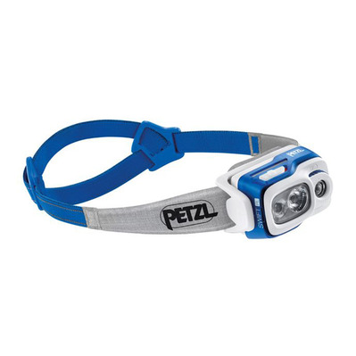 PETZL - SWIFT RL - Linterna frontal blue