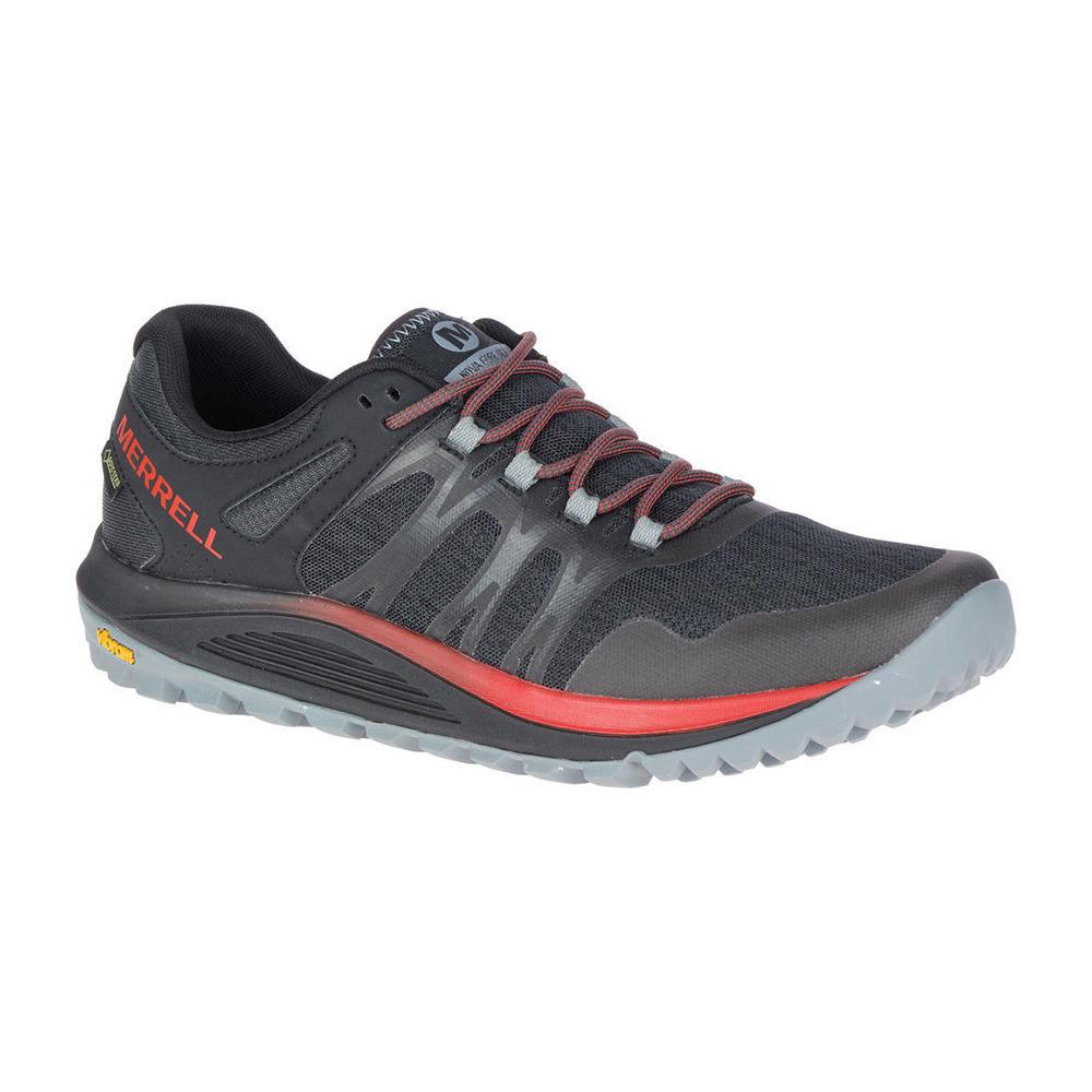 Merrell NOVA GTX Chaussures trail Homme black Private