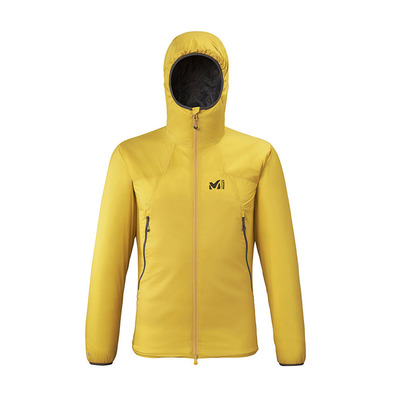 MILLET - K BELAY HOODIE - Jacket - Men's - mustard