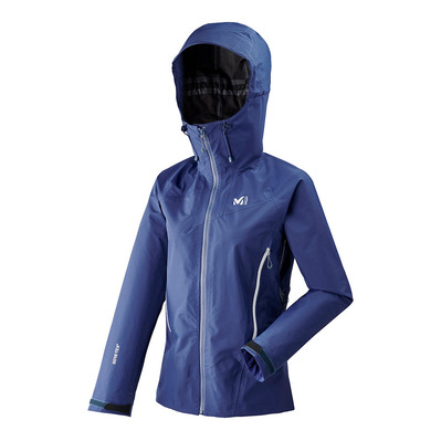 MILLET - KAMET LIGHT GTX - Jacket - Women's - blue depths