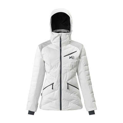 MILLET - HEIDEN STR - Ski Jacket - Women's - moon white