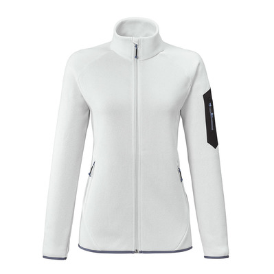 MILLET - TRIBENI - Fleece Frauen moon white