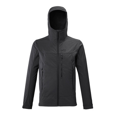 MILLET - TRACK HODDIE - Jacket - Men's - deep heather