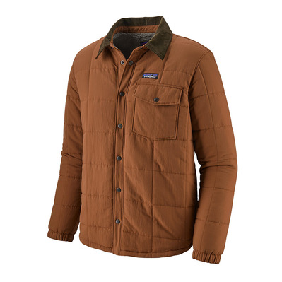 PATAGONIA - ISTHMUS QUILTED - Jacket - Men's - sisu brown