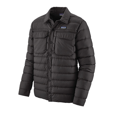 PATAGONIA - SILENT DOWN - Down Jacket - Men's - black