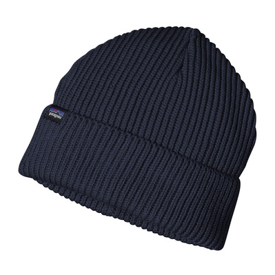 PATAGONIA - FISHERMANS ROLLED - Beanie - navy blue