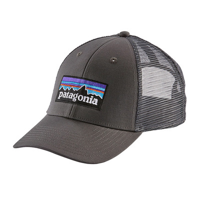 PATAGONIA - P-6 LOGO LOPRO - Cappellino forge grey/forge grey