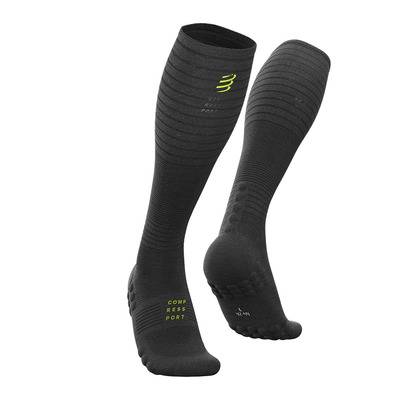 COMPRESSPORT - OXYGEN - Chaussettes black