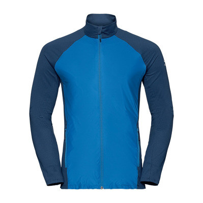 ODLO - VELOCITY ELEMENT - Veste Homme directoire blue/estate blue