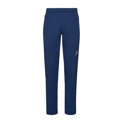 ODLO - AEOLUS ELEMENT WARM - Pantalon ski Homme estate blue