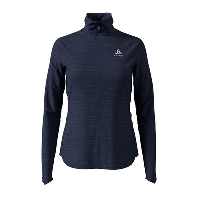 ODLO - STEAM - Sweat Femme diving navy melange