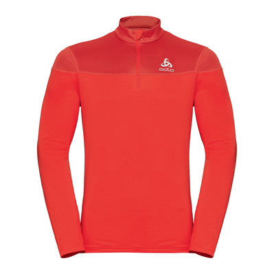 ODLO - CERAMIWARM ELEMENT - Sweat Homme poinciana
