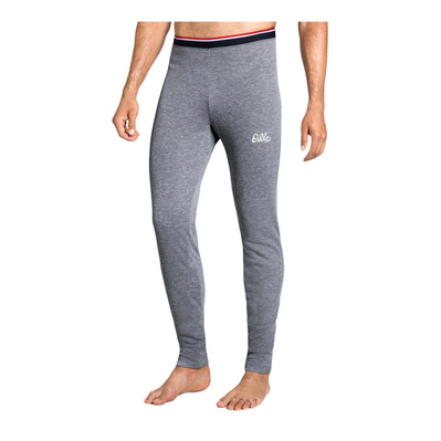 ODLO - ACTIVE WARM - Mallas hombre grey melange