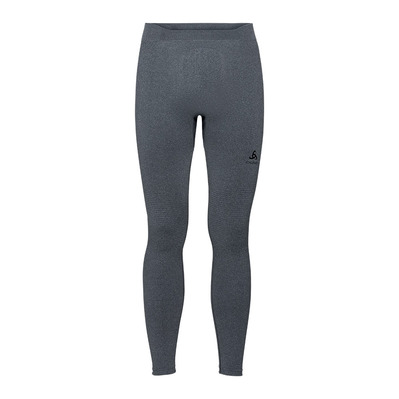 ODLO - PERFORMANCE WARM - Mallas hombre grey melange/black