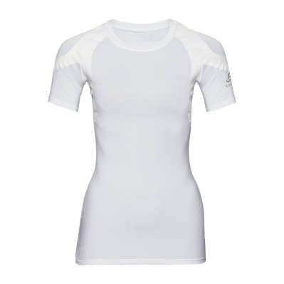 ODLO - T-shirt MC ACTIVE SPINE LIGHT Femme white