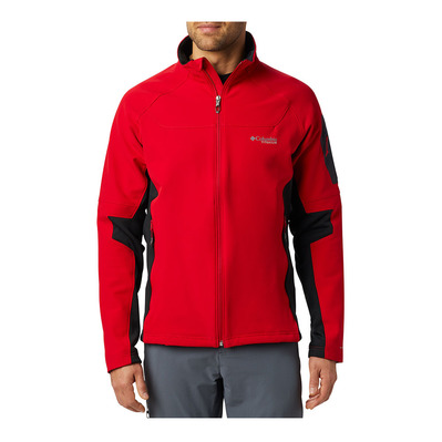 COLUMBIA - TITAN RIDGE 2.0 - Veste Homme mountain red/black