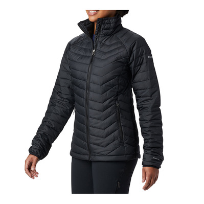 COLUMBIA - EU POWDER LITE - Piumino Donna black
