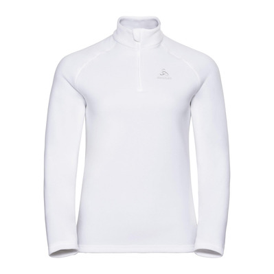 ODLO - BERNINA - Sweat Femme white