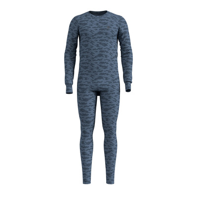 ODLO - Ensemble long X-MAS ACTIVE WARM Homme bering sea - AOP FW19