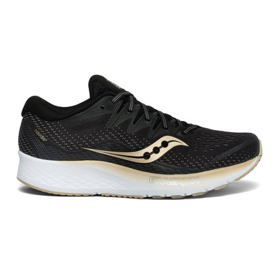 SAUCONY - RIDE ISO 2 - Chaussures running Femme black/gold