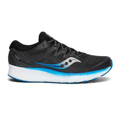 SAUCONY - RIDE ISO 2 - Chaussures running Homme black/blue