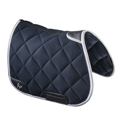 HORSE PILOT - AEROTECH - GP Saddle Pad - black/grey