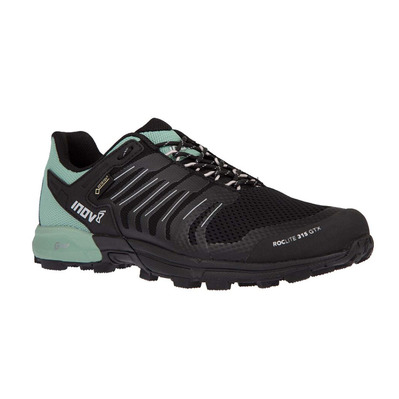 INOV 8 - ROCLITE 315 GTX (W) BLACK / GREEN, Femme BLACK / GREEN