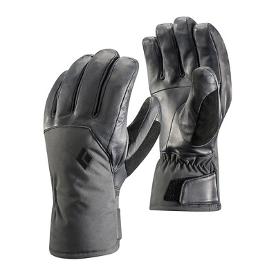 BLACK DIAMOND - LEGEND GTX - Gloves - black