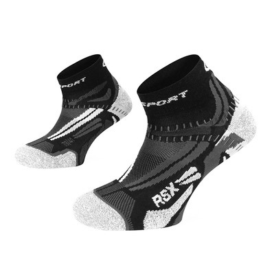 BV SPORT - RSX EVO - Socks - black/grey