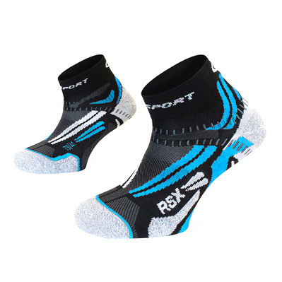 BV SPORT - RSX EVO - Socks - black/blue
