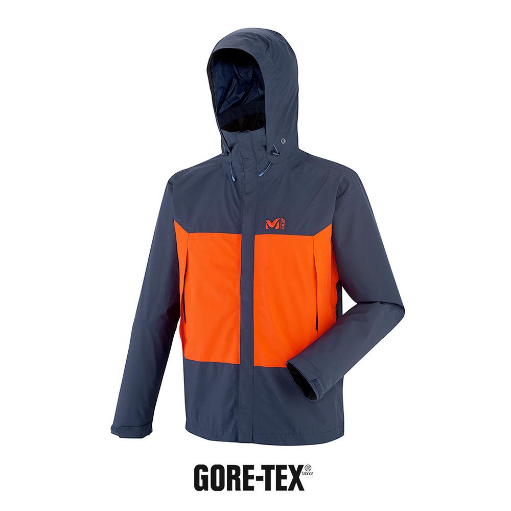Hombre MILLET Grands Montets GTX Jkt Chaqueta Impermeable