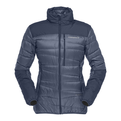 NORRONA - falketind down Jacket (W) Indigo Night Femme