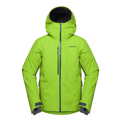 NORRONA - lofoten Gore-Tex insulated Jacket (M) Bamboo Gree Homme
