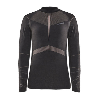 CRAFT - ACTIVE INTENSITY - Base Layer - Women's - asphalt/touch