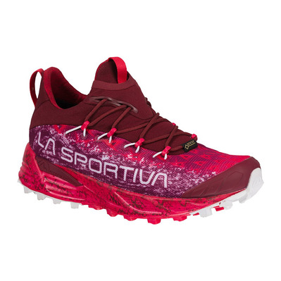 LA SPORTIVA - TEMPESTA GTX - Chaussures trail Femme wine/orchid