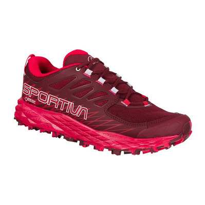 LA SPORTIVA - LYCAN GTX - Chaussures trail Femme wine/orchid