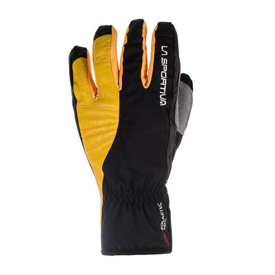 LA SPORTIVA - TECH - Guantes black/yellow