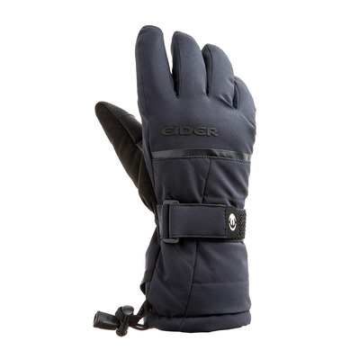 EIDER - THE ROCKS - Gants ski Femme black