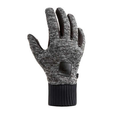 EIDER - WOOLY GRIP 3.0 - Gloves - black