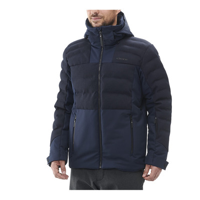 EIDER - DOWNTOWN STREET 2.0 - Hybrid Ski Jacket - Men's - dark night