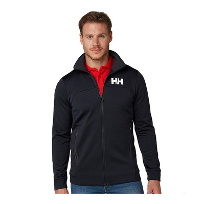 HELLY HANSEN - HP FLEECE - Polaire Homme navy