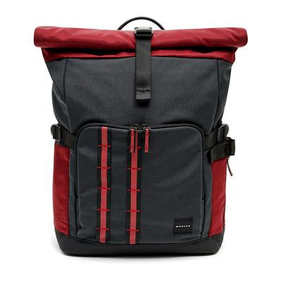 OAKLEY - UTILITY ROLLED UP 23L - Mochila dull onyx
