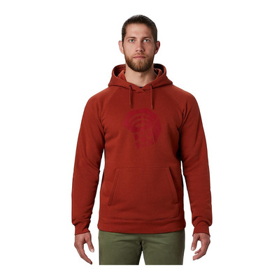 MOUNTAIN HARDWEAR - LOGO HARDWEAR HOODY - Sweat Homme rusted