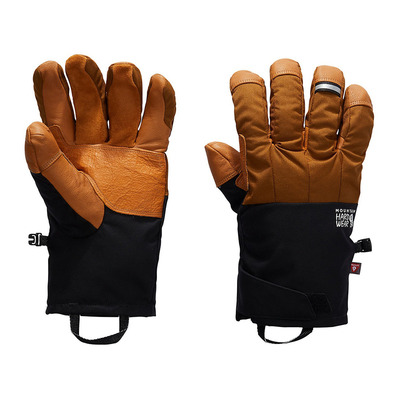 MOUNTAIN HARDWEAR - ROUTE SETTER WORK - Gloves - black