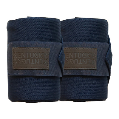 KENTUCKY - REPELLENT - Stallbandagen x2 marineblau