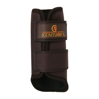 KENTUCKY - 3D SPACER - Stinchiere anteriori cioccolato