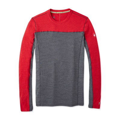 SMARTWOOL - MERINO SPORT 250 - Maillot Homme chili pepper heather