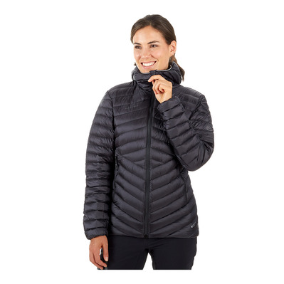MAMMUT - BROAD PEAK - Down Jacket - Women's - black/phantom