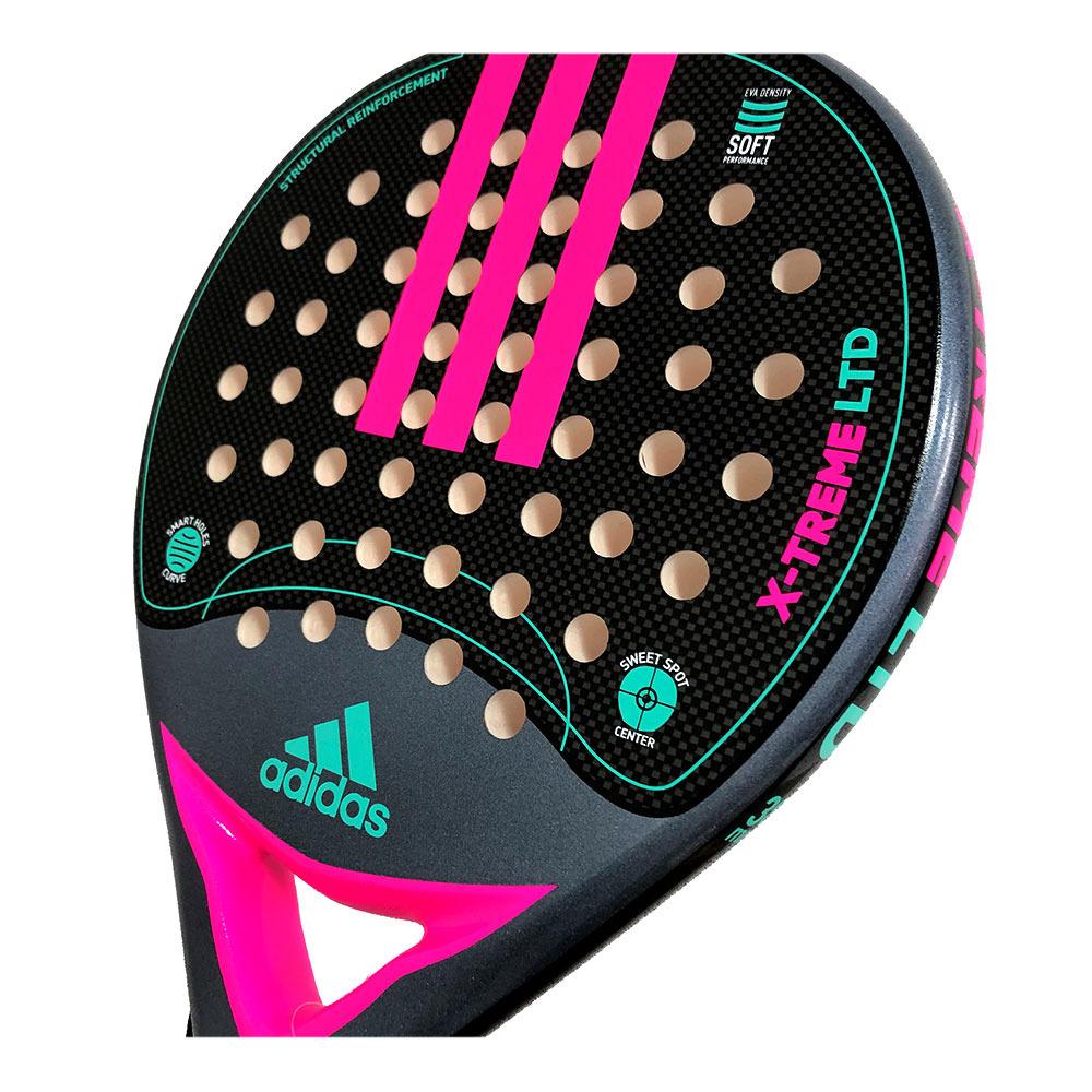 basura Descartar fuerte  ESPECIAL PÁDEL Adidas X-TREME 2 LTD - Pala de pádel mujer pink - Private  Sport Shop